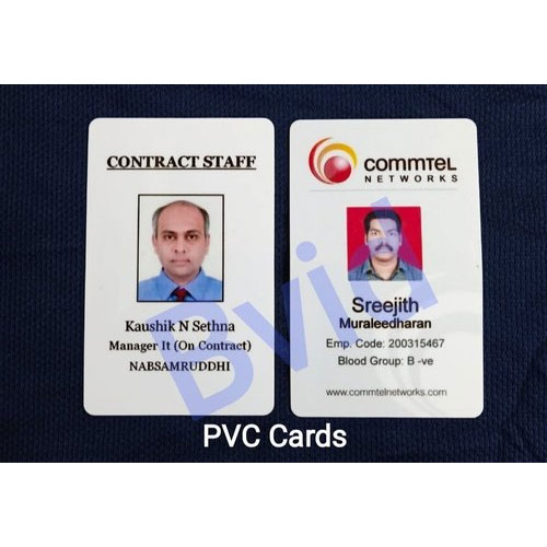 ID Badge Cards